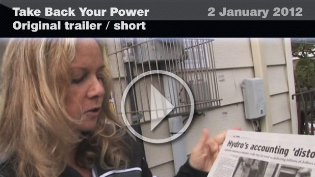 Take Back Your Power: Original Trailer (2 Jan 2012)