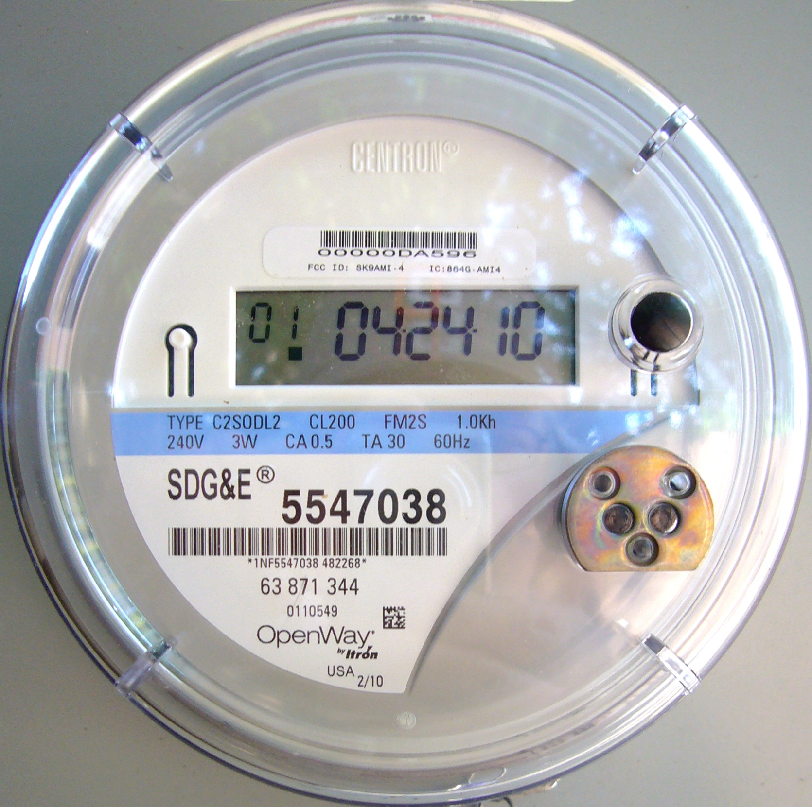 """Smart Meter Vs Analog Meter : Take back your power """"smart meters and health overview"""