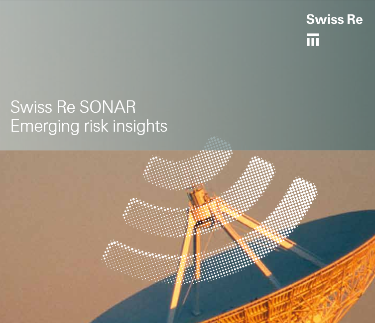 View the Swiss Re SONAR Report (PDF)