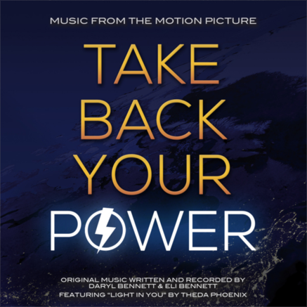 Original Soundtrack: Take Back Your Power — DIGITAL ALBUM