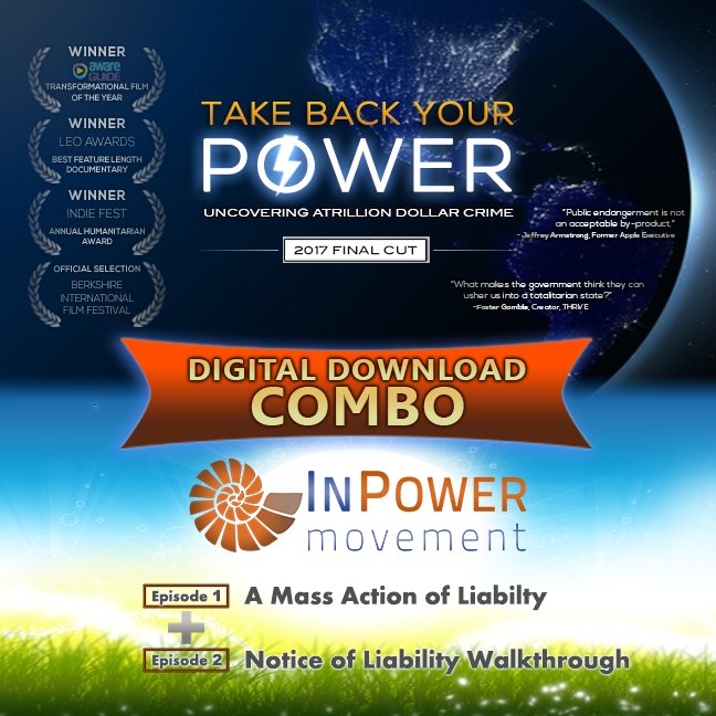 Take Back Your Power 2017 + InPower Episodes 1&2 — DIGITAL DOWNLOAD COMBO