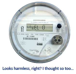 smart meter.