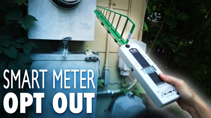 Smart Meter Opt Out Letter.Video How To Opt Out From Smart Meters Before After